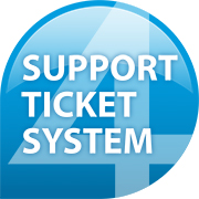 support ticket system web