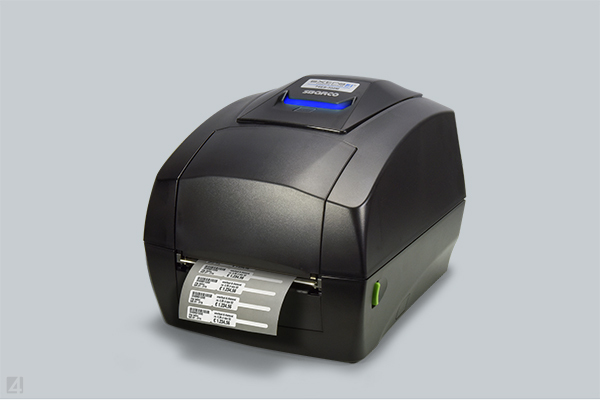 modified for eXtra4: SBARCO T4ES-300M thermal transfer printer