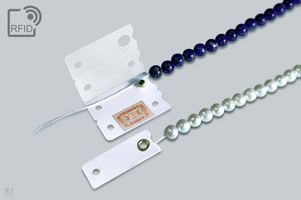 Ref.-No. 34 4165 RFID pearl label, HF
