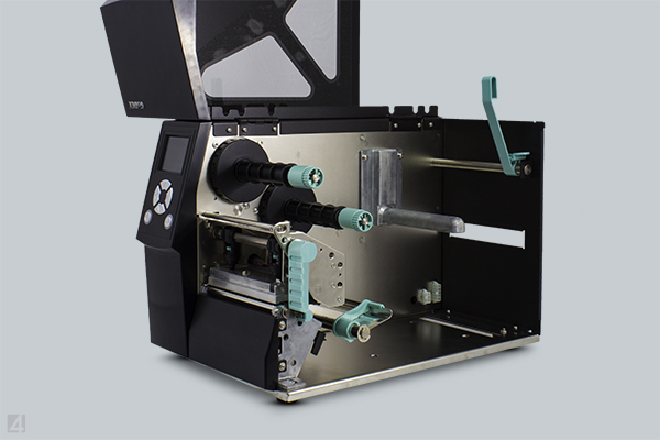 Midrange printer at eXtra4 Labelling Systems: Godex ZX430i