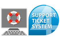 Support Ticket System von eXtra4 Labelling Systems