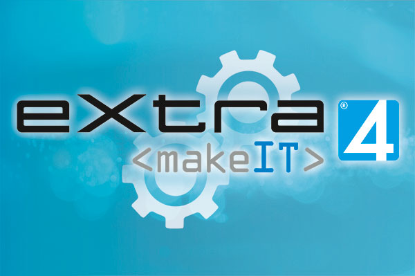 eXtra4<makeIT> logo screenshot