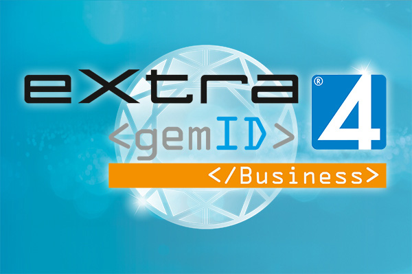 "Screen of eXtra4<gemID> ""Edition Business"""